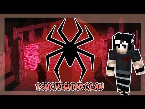 Rise of the Tsuchigumo Clan!   NARUTO ANIME MOD   Minecraft   DATABOOKS Episode 18