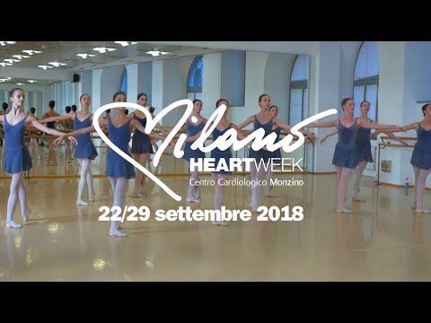 Milano Heart Week 2018 Accademia Teatro alla Scala
