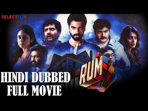 Rum - Hindi Dubbed Full Movie   Hrishikesh, Narain, Sanchita Shetty, Miya, Vivek