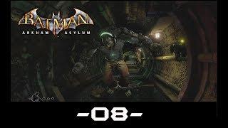 BATMAN RETURN TO ARKHAM -ARKHAM ASYLUM- #8