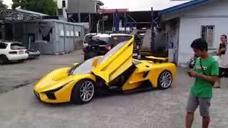 アウレリオ AURELIO フィリピンのスポーツカー