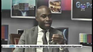 GEOPOLIS (INVITÉ SERGE ESPOIR MATOMBA) EQUINOXE TV DU 08 AVRIL 2018