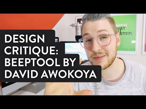 Design Critique: Beeptool by David Awokoya