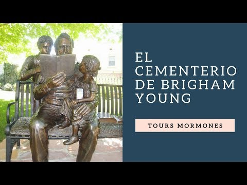 Tours Mormones, 3: El cementerio de Brigham Young