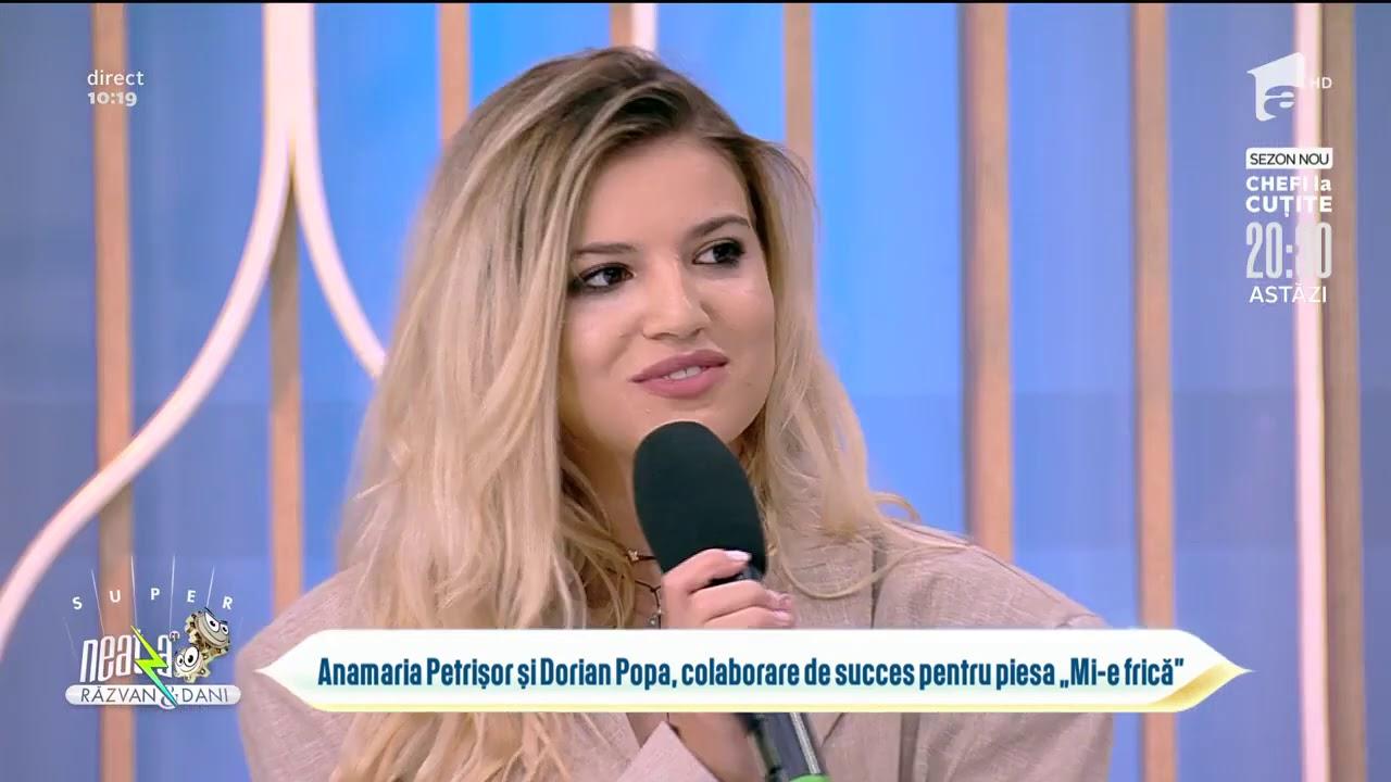 Anamaria Petrișor și Dorian Popa, colaborare de succes pentru piesa