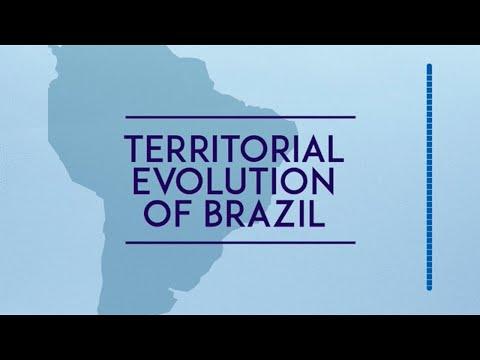 Territorial Evolution of Brazil