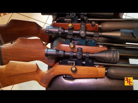 Pest Control with Air Rifles - Rat Shooting - Out with Bro.