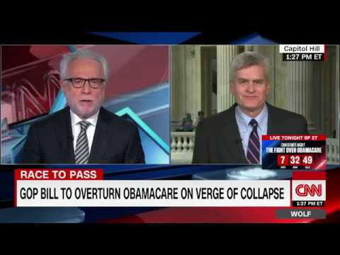 CNN: Sen. Cassidy: GOP health care holdouts will come around