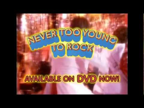 Never Too Young To Rock 1976