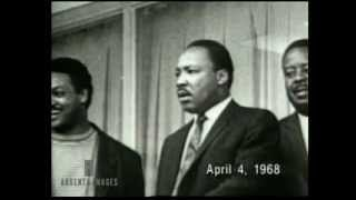 Martin Luther King Killed by Assassin