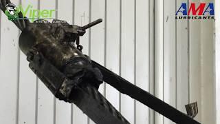 Viper, limpiador y lubricante de cables de acero.
