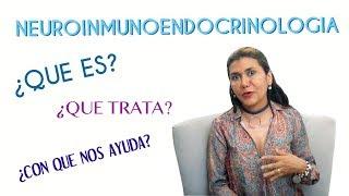Psiconeuroimunoendocrinología Cambia tu mente y Cambia Todo