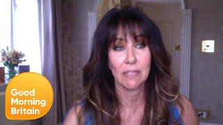 Former Model Linda Lusardi Thanks The Nhs For Giving Her Her Life Back | Good Morning Britain