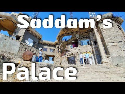 Visiting Saddam Hussein's House in Iraqi Kurdistan