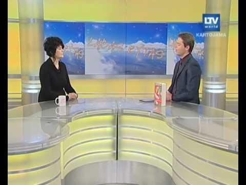 """«Labas rytas» TV laidoje vartėme rašytojos Audronės Urbonaitės romaną """"Cukruota žuvis"""""""