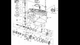 Johnson outboard parts drawings