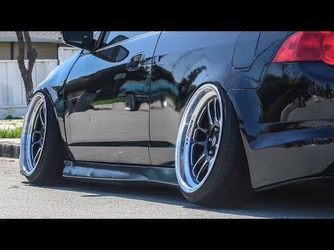 LIP TO FENDER! (STATIC FITMENT)