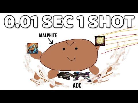 MALPHITE 0.01 SEC 1 SHOT