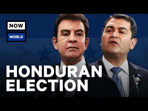 What's Going On With Honduras' Election? | NowThis World
