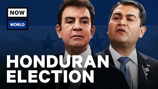 What's Going On With Honduras' Election?   NowThis World