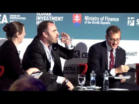 TATRA SUMMIT INVESTMENT FORUM - SESSION 5: Central European Investment Strategies - Private Sector
