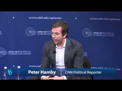 CNN's Hamby: Political reporting in the digital age