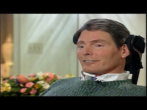 Christopher Reeve Spinal Cord Injury - May 27, 1995