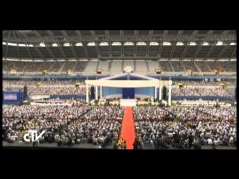 World Cup Stadium: Holy Mass