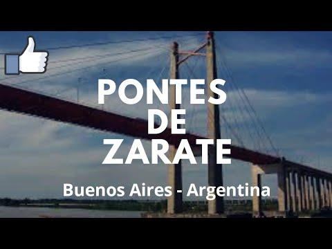 Famosas Pontes De Zarate - Argentina