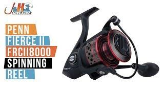 Penn Fierce II FRCII8000 Spinning Reel | J&H Tackle