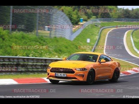 617ac77d3e69c Ford Mustang GT 2018 Nürburgring Nordschleife BTG - YouTube