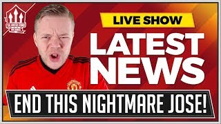 Goldbridge MOURINHO RANT! Man Utd News Now