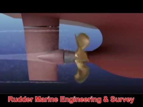 Rudder Marine Engineering and Survey