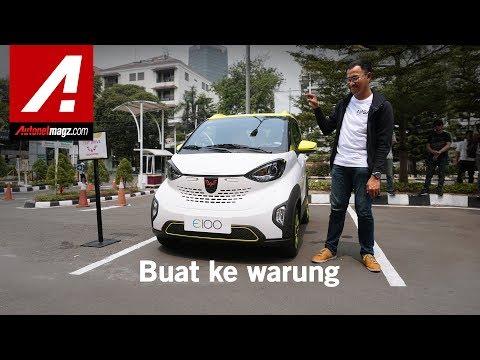 Wuling Bikin Mobil Listrik ⚡️, Wuling E100 Bisa Untuk Berdua !!