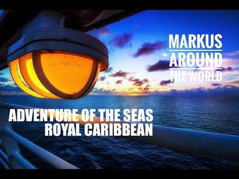 Adventure of the Seas - kompletter Live Rundgang