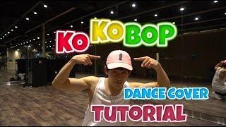 Video EXO (엑소) 'KO KO BOP (코코밥)' DANCE TUTORIAL | ALIU 慢速 教學 download MP3, 3GP, MP4, WEBM, AVI, FLV Oktober 2017