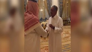 فيديو لحوار باسم بين ولي ولي العهد وعمه الأمير مقرن