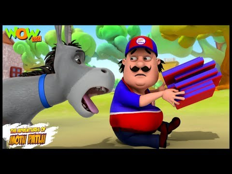 Pizza Boys - Motu Patlu in Hindi WITH ENGLISH, SPANISH & FRENCH SUBTITLES thumbnail