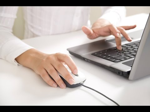 ASMR Surfing the Web and Internet (Mouse Clicking, KeyBoard Tapping)