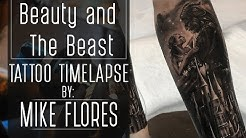 Beauty and the Beast Time Lapse - Mike Flores