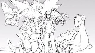 Gambar cover (Twitch Plays Pokemon Comic Dub) - Quiet