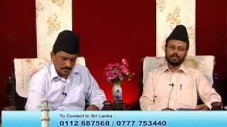 MaaNabi (Sal) avargal thantha Unmai Islam Ep:22 Part-2 (20/12/2009)