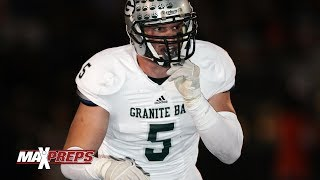 Cameron Smith Highlights - Granite Bay (CA)
