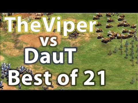 TheViper vs Daut   Best of 21!