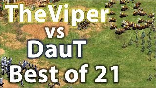 TheViper vs Daut | Best of 21!