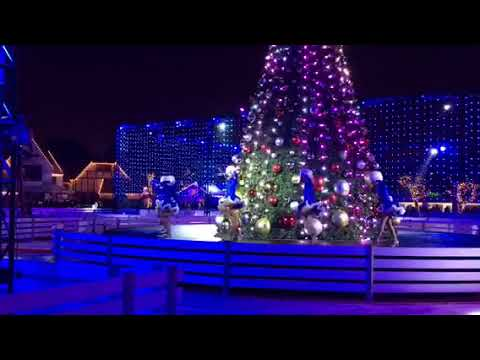 California Christmas.Queen Mary S Chill 2017 Long Beach California Christmas Holiday Event