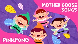 One Two Buckle My Shoe | Mother Goose | Nursery Rhymes | PINKFONG Songs for Children