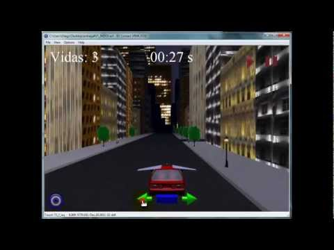 Videojuego en VRML para Realidad Virtual y Animación