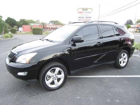 SOLD 2004 Lexus RX330 AWD w/Nav Meticulous Motors Inc Florid