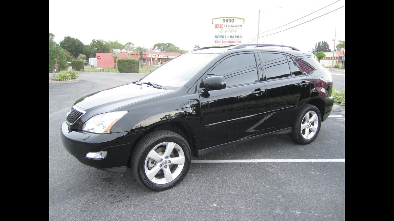 SOLD 2004 Lexus RX330 AWD w Nav Meticulous Motors Inc Florida For